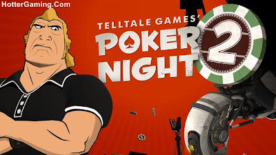 Free Download Poker Night 2 PC Game Cover Photo