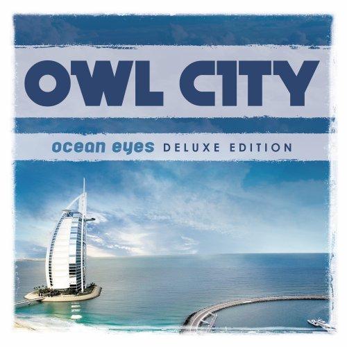 Owl City Ocean Eyes Album Cover