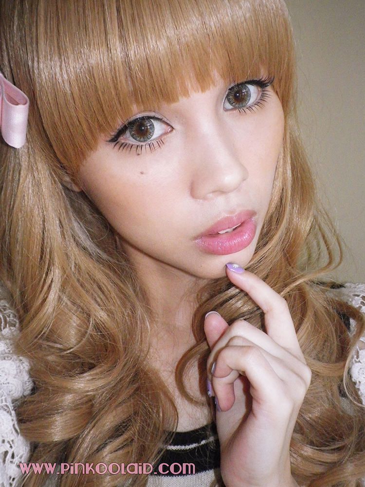 ... reviews, food, lifestyle, fashion and more: The power of Gyaru makeup