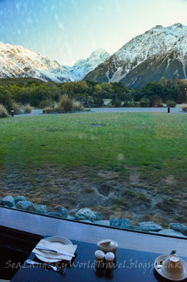 Mount Cook, Hermitage Hotel