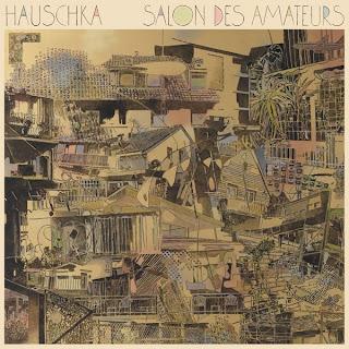 Hauschka, Salon Des Amateurs, release, Discosafari