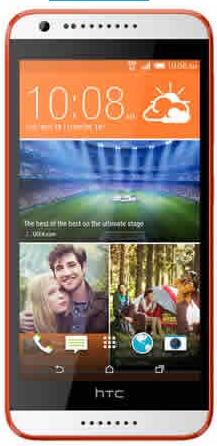 HTC Desire 620G Android