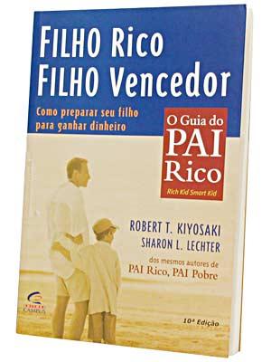 Biblioteca do Masca: Livros Pai Rico Pai Pobre, parte 4