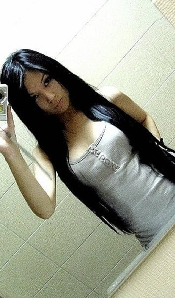 фото девушек казашек в мини любительское