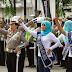 Launching Aksi Keselamatan Lalu lintas Prov. Kalimantan Selatan