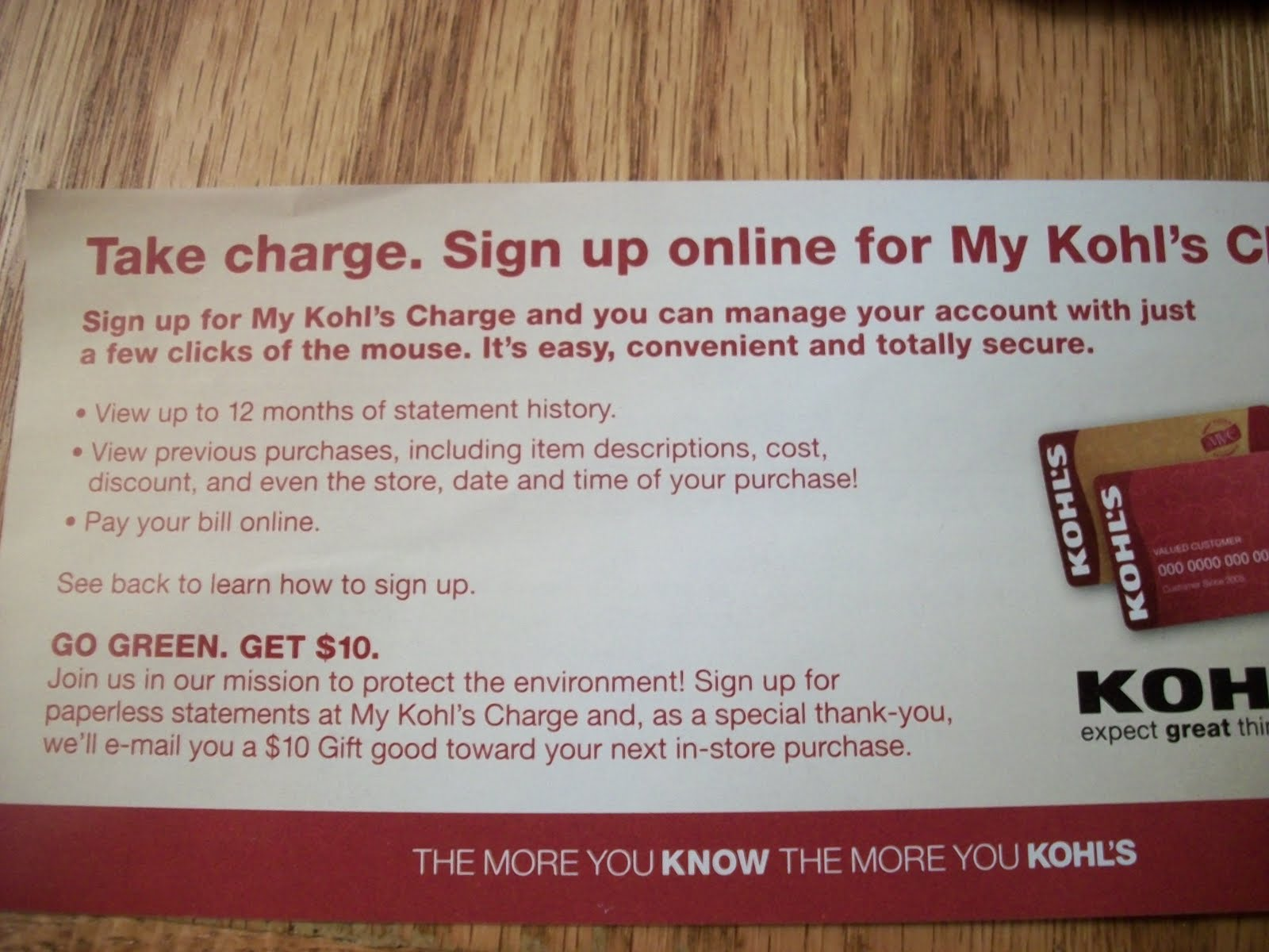 Kohls 10 off 20 coupon ebay