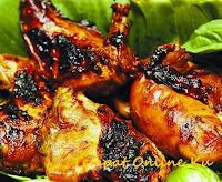 Resep Cara Membuat Ayam Bakar Paling Enak