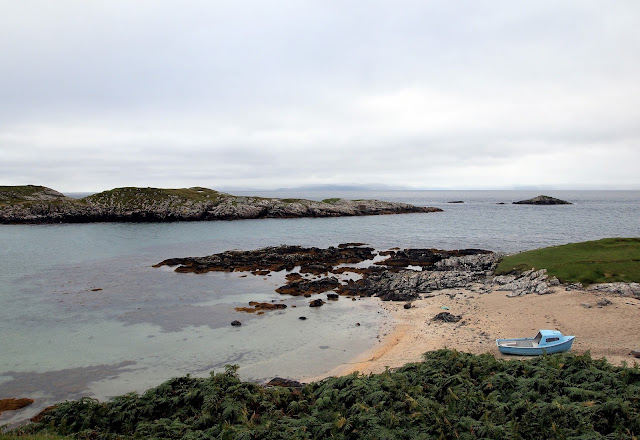 Sorisdale Bay - Isle of Coll, Scotland
