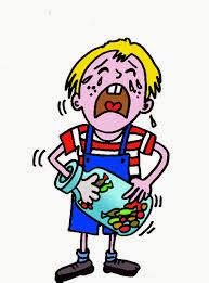 El Niño y los Dulces fabula para niños con moraleja de Esopo