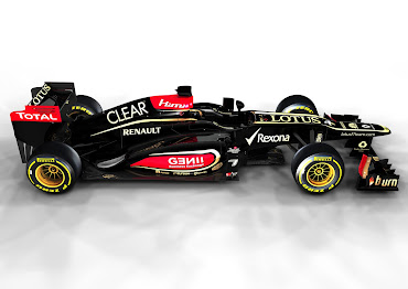 #8 Lotus F1 2013 Wallpaper