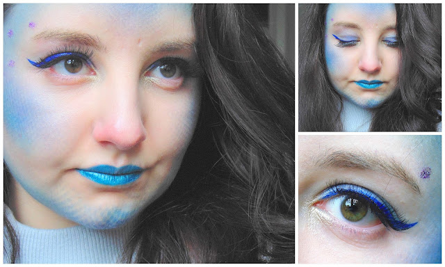 Halloween: Mermaid Look + Cloud Nine Review