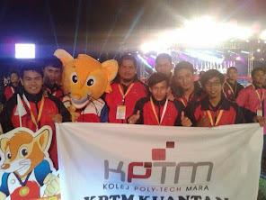 KPTM Kuantan di SUKIPT 2014