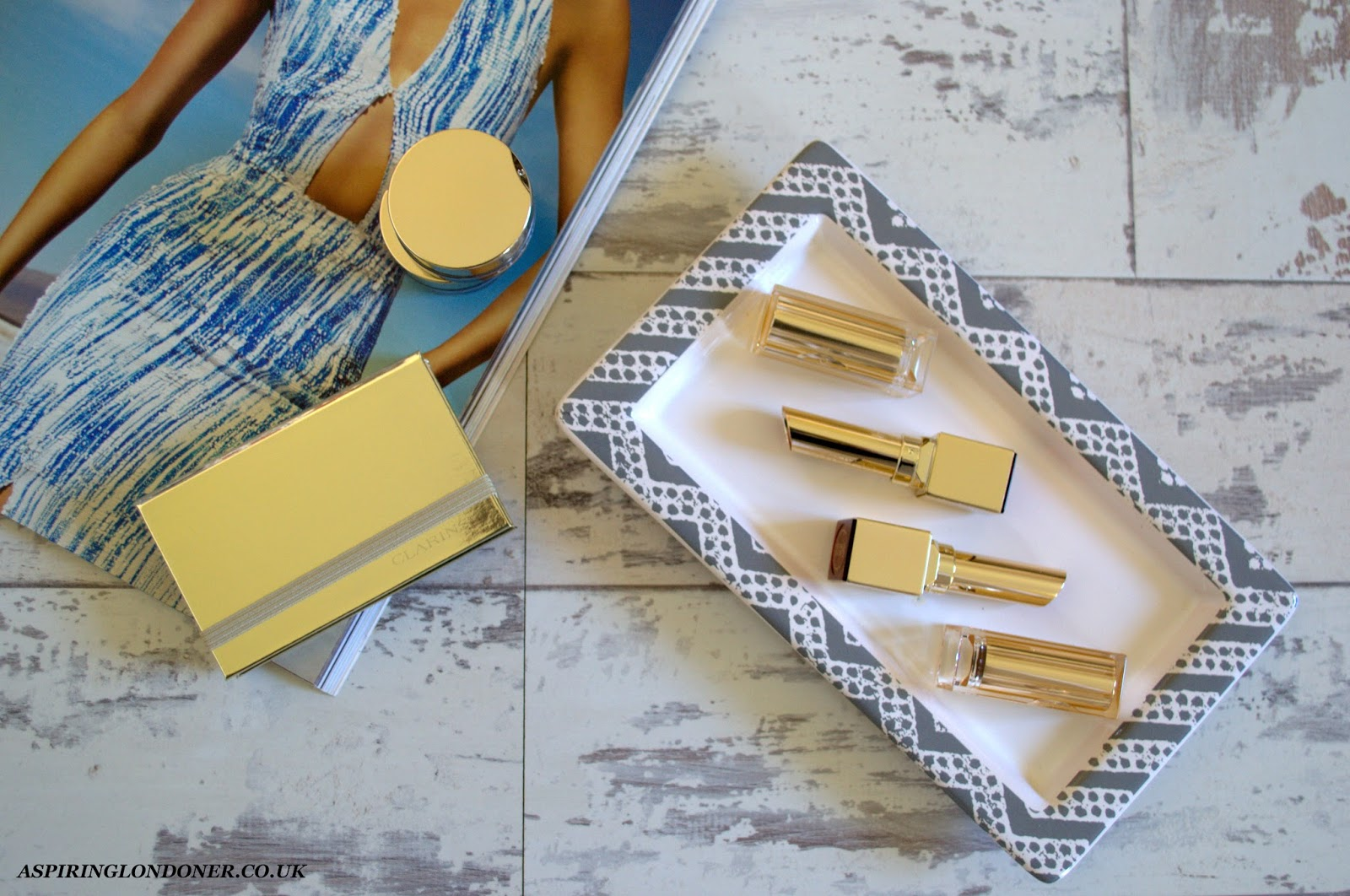 Clarins Autumn 2015 Collection Review - Aspiring Londoner