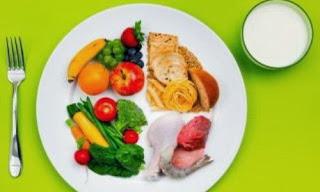 Las ventajas de comer balanceado