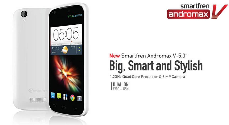 seputaranGADGET: Review Smartfren Andromax V  ZTE N986