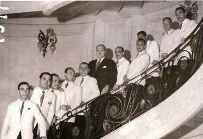 Héctor y su Jazz en Mar del Plata en 1942