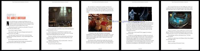 Anteprime dai nuovi e-book, HP e la Camera dei Segreti