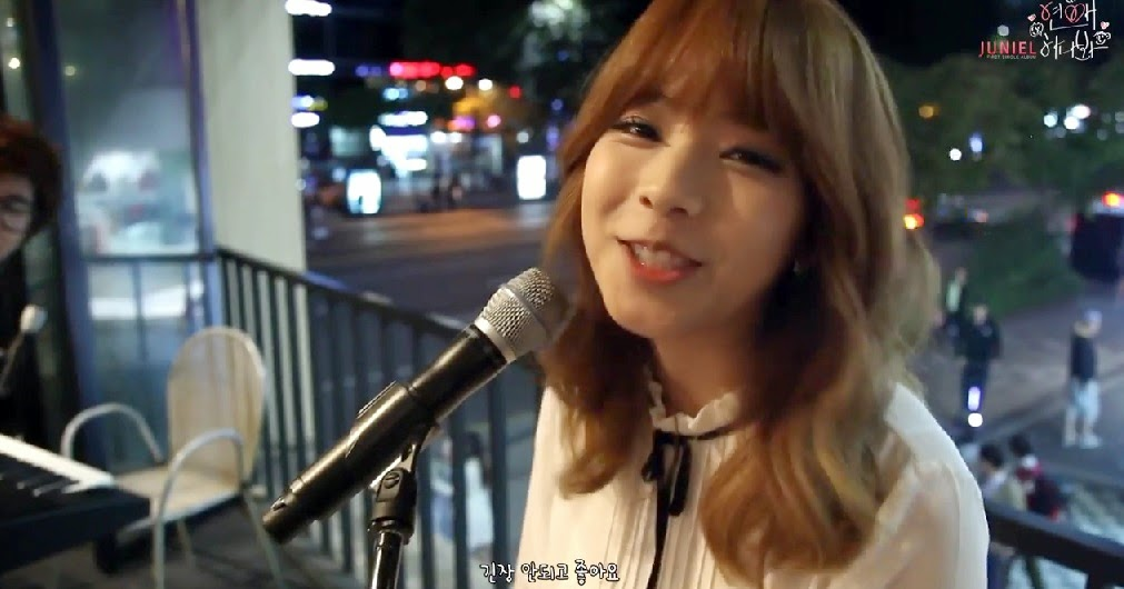 Juniel releases live stage of 'I Think I Am In Love'