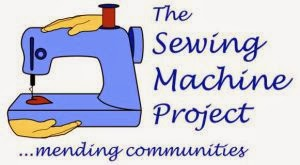 We support the sewing machine project