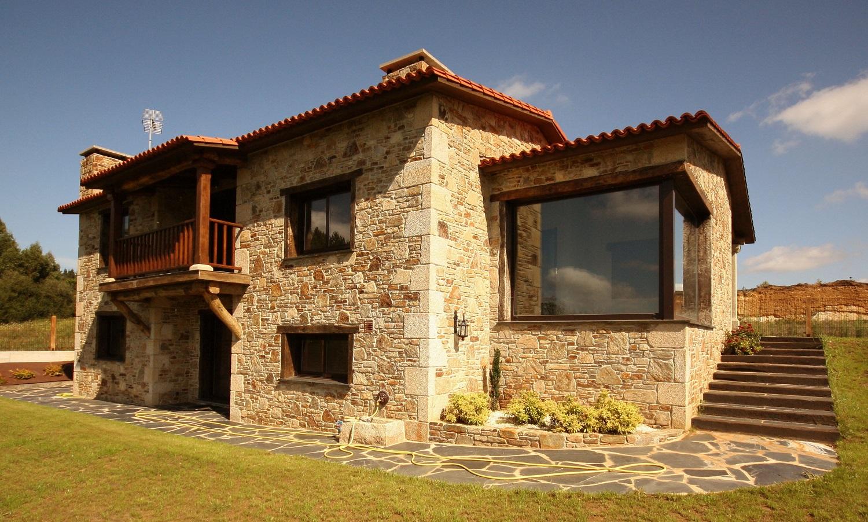 Construcciones r sticas gallegas mirador - Casas rusticas gallegas ...