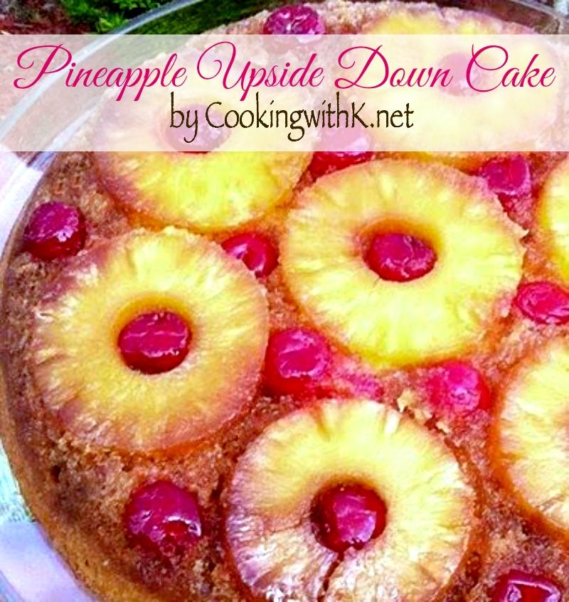 recipe: dole recipes pineapple upside down cake [7]