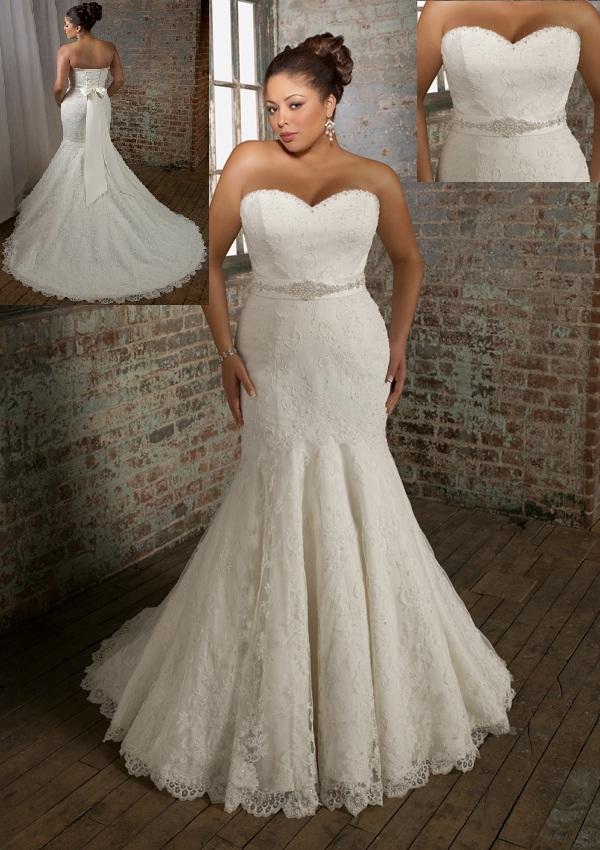 Plus Size Wedding Dresses Mori Lee : Plus size wedding dresses mori lee deartha women s