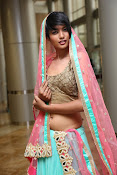 Model Alice Rosario glam pics in Lehenga-thumbnail-12