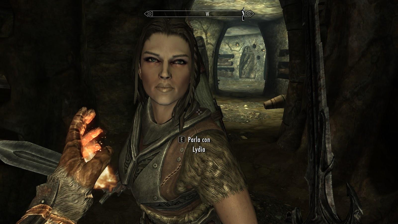 Questa e Lydia si occuperà di noi....ma purtroppo solo dal punto di ...