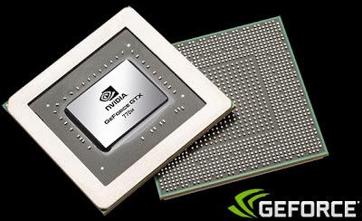 Spesifikasi dan Fitur NVIDIA GeForce GTX 770M