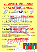 25 Aprile 2018 a Grugliasco