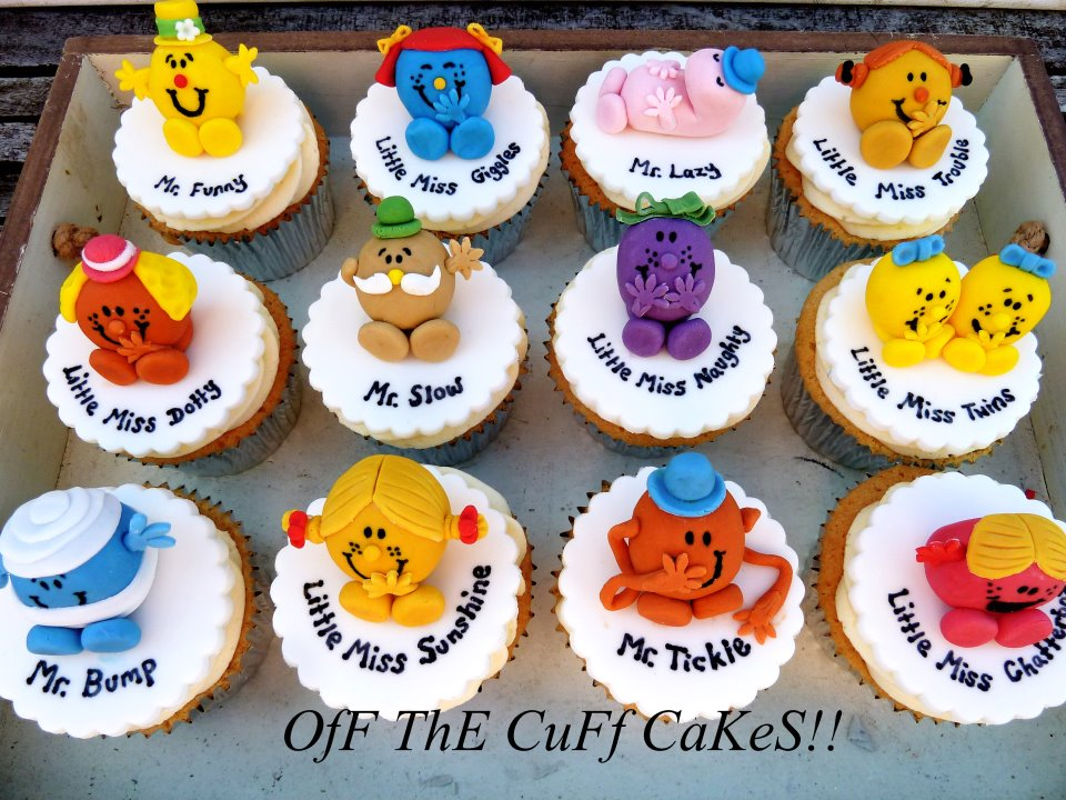 Cake Guru: Top 10 novelty cupcake designs!