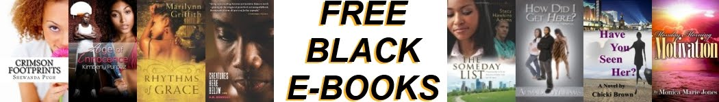 Free Black E-books (Presented by UrbanReviewsOnline.com)