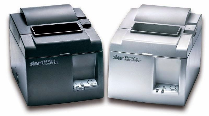TSP100ECO Receipt Printer