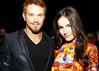 Camilla Belle & Kellan Lutz in Talks For 'Love Is All You Need' » Gossip | Camilla Belle | Kellan Lutz