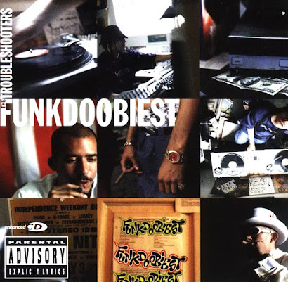 Funkdoobiest - The Troubleshooters (1997)