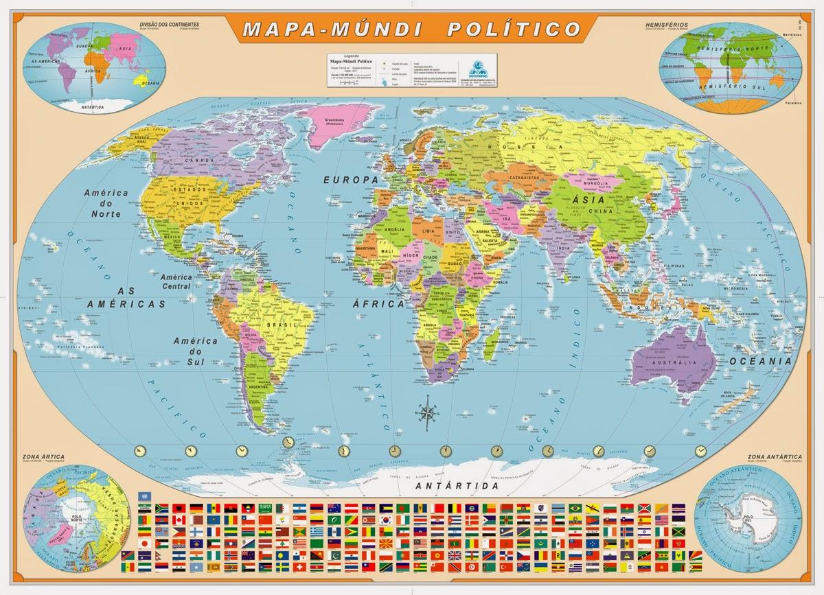 Mapas - Guia Geográfico