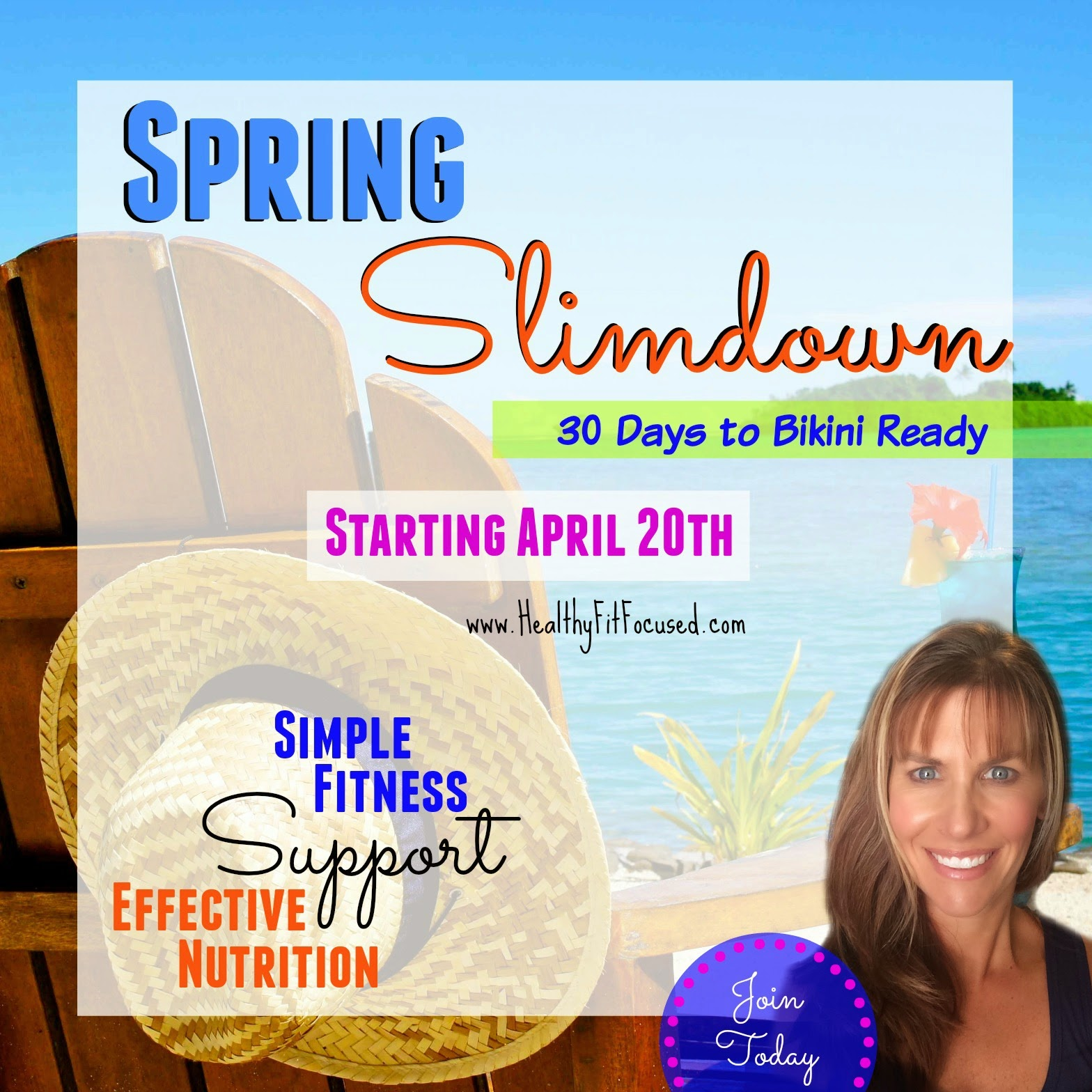 Muffin Top, Julie Little, Clean Eating, Spring Slim Down, 30 Days to Bikini Ready,  21 Day Fix, Max30, Support, Simple Fitness, Effective Nutrition