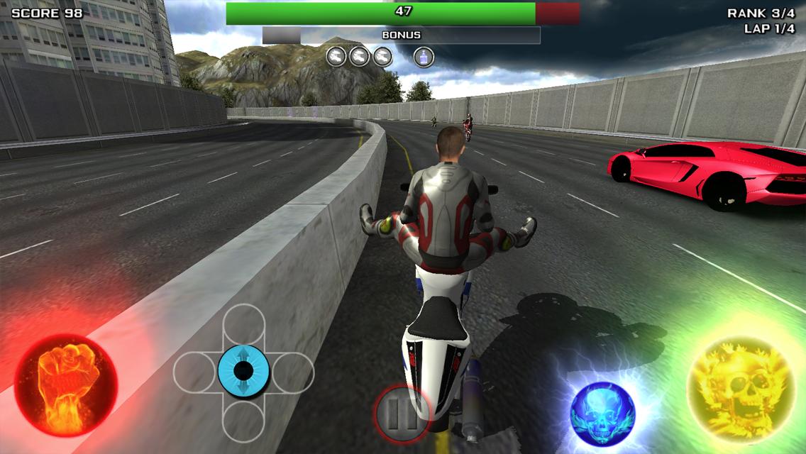 Race Stunt Fight 3 Mod Apk
