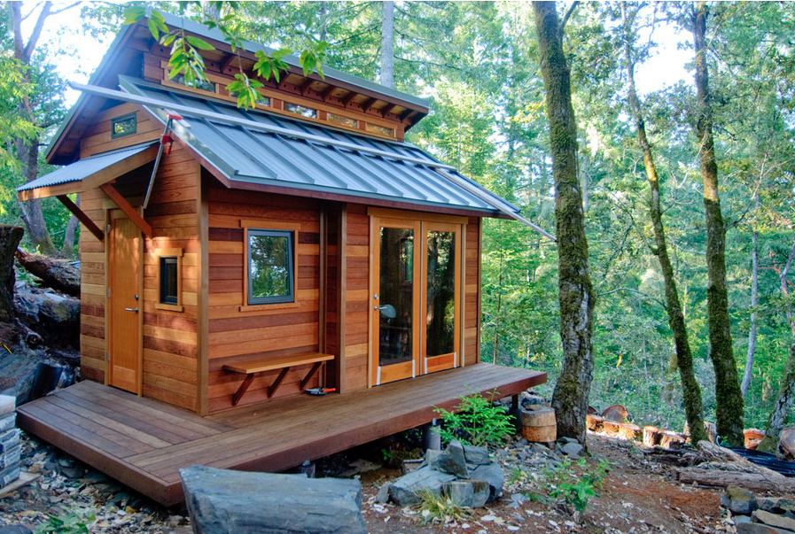 Tiny Houses Embraced by City of Eugene Oregon Theres nothing