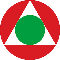 Tourteau de sinople Roundel_of_the_Lebanese_Air_Force