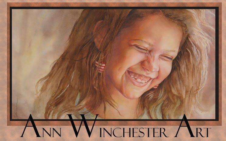 Ann Winchester Studio Blog