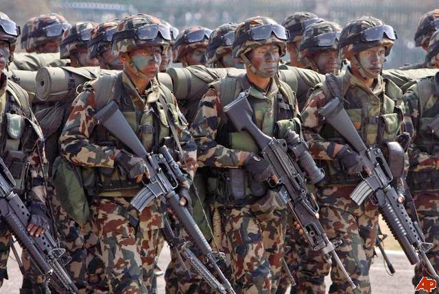 indian army and national integration
