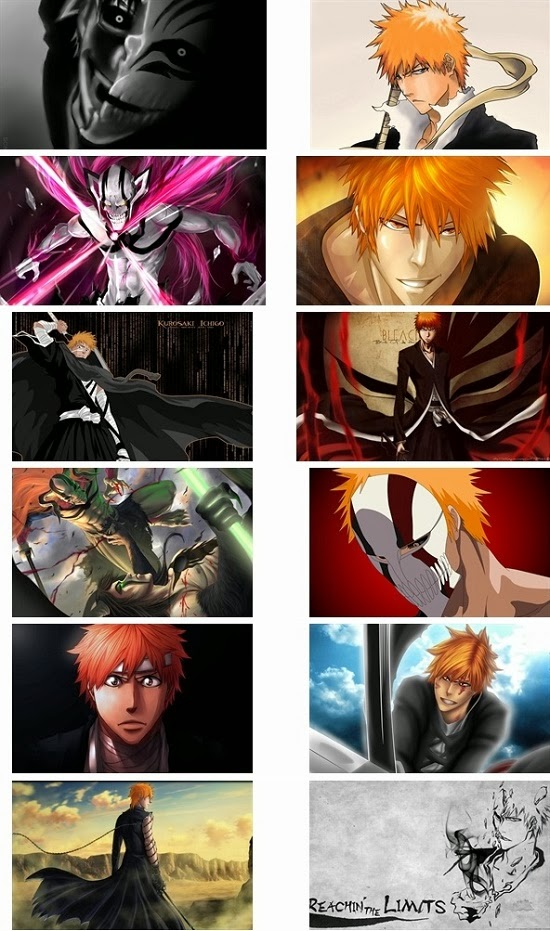 Kurosaki Ichigo Bleach Theme For Windows 7 And 8 8.1