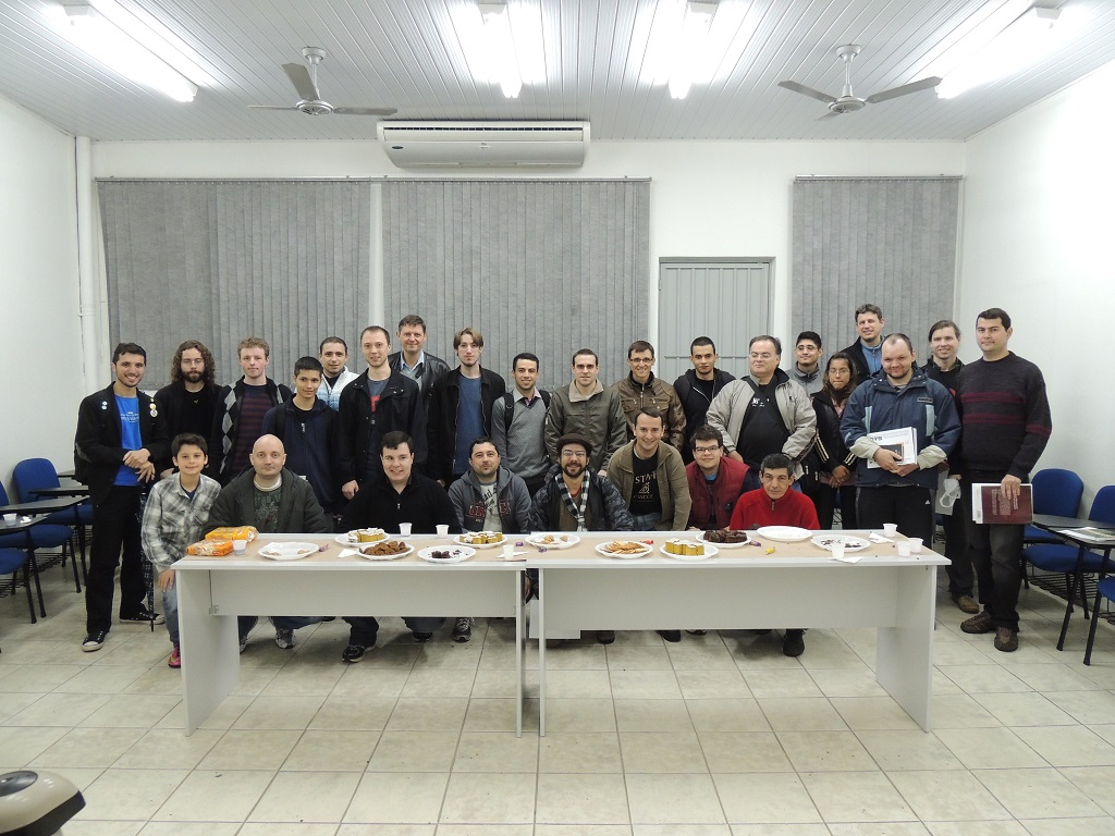participantes tchelinux vs 2013