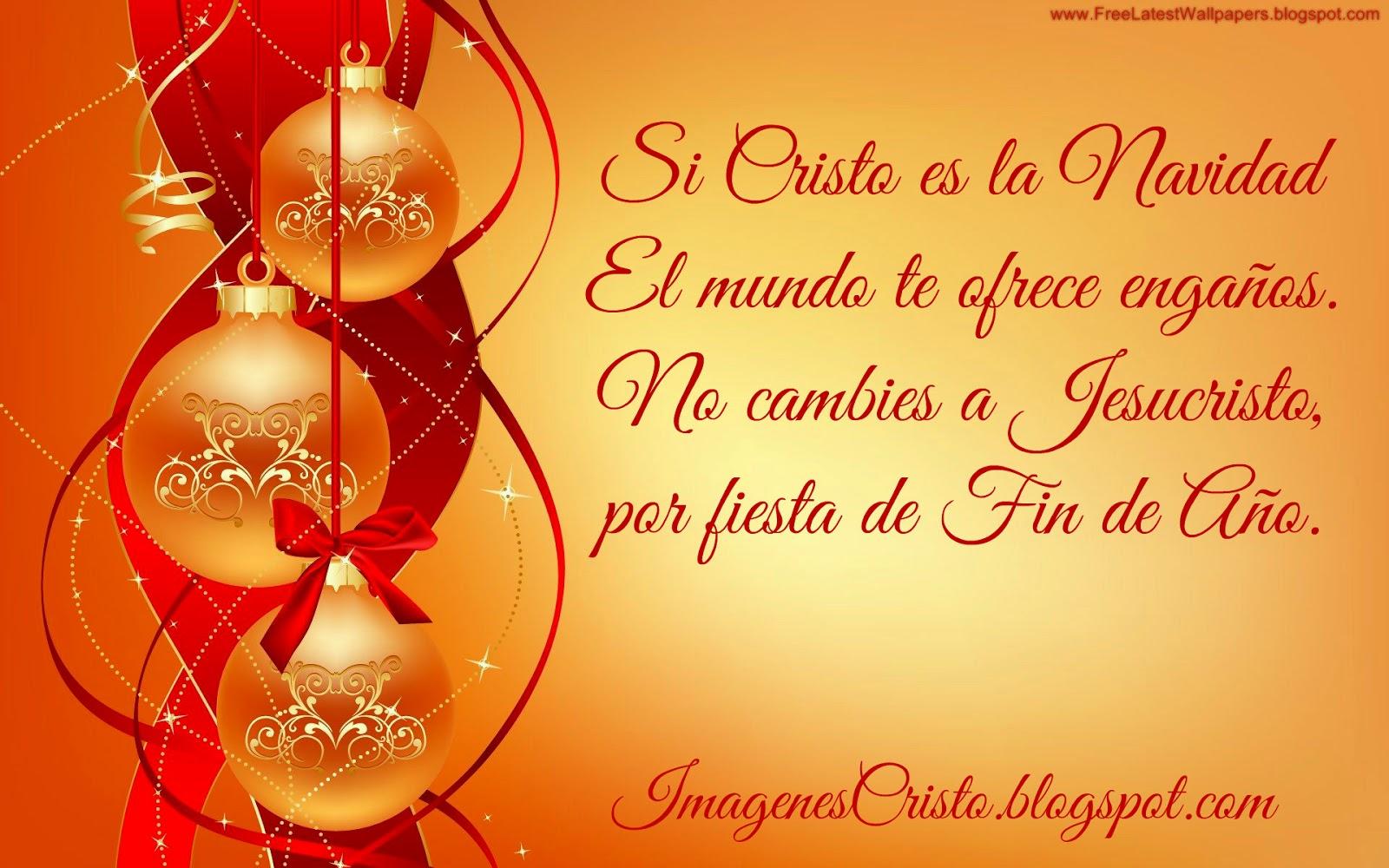 En Cristo si hay Navidad - Canción, Imágenes y Letras