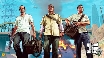 #7 Grand Theft Auto Wallpaper