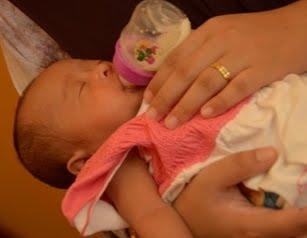 Rania 1 bulan
