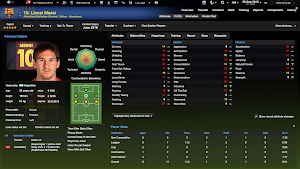 FM13 Scorpio Ultimate skin Player profile