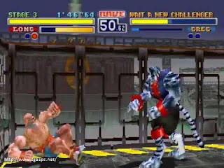 Free Download Games Bloody Roar 3 PS2 ISO For PC Full Version ZGASPC