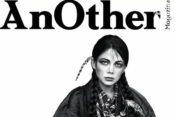 Michelle Williams Sparks Controversy With Native American Magazine Cover